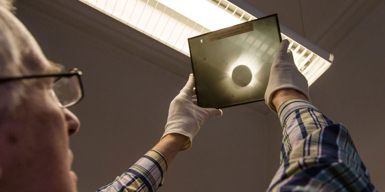 Danish Astronomer Unearths Oldest Photographs of Space