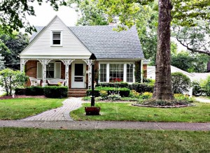 Cottage-Style Home