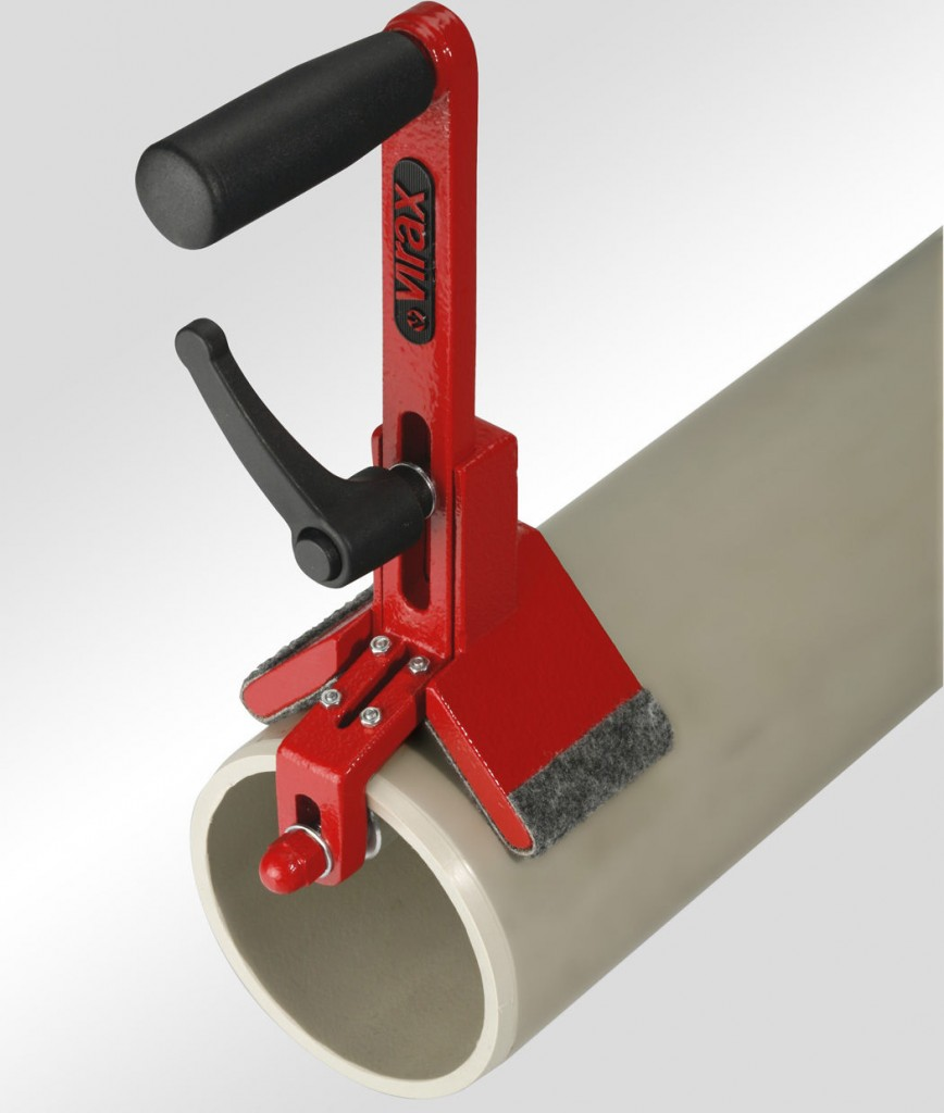 Pipe beveling tools