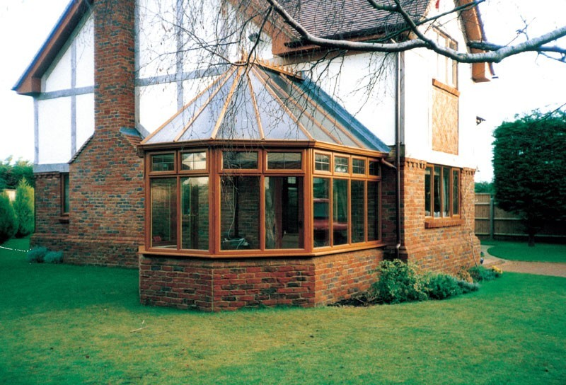 Victorian DIY Conservatory