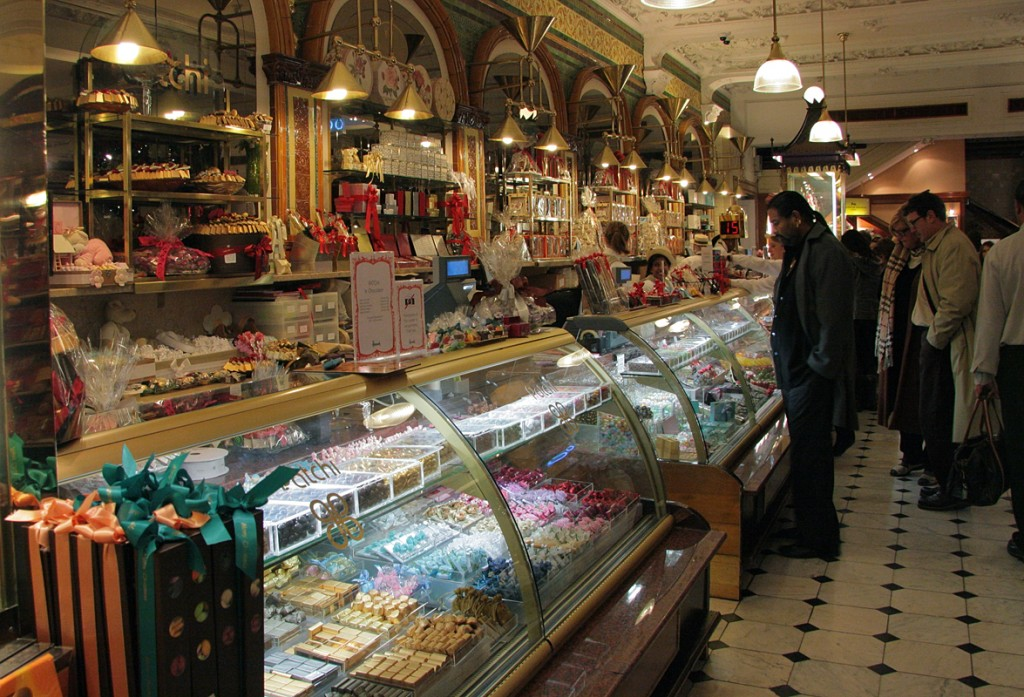 The Sugar-Free Eateries In London