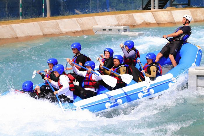 Places to do Extreme Sports in London
