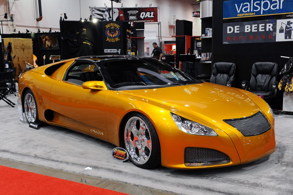 Customized Cars Gaining Popularity - 5 Best Ways to Modify Your Car
