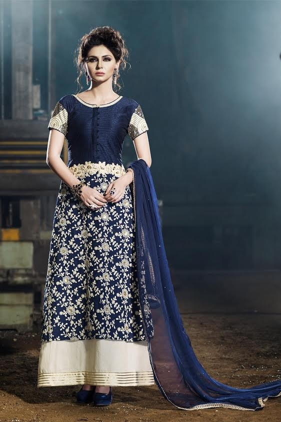 Anarkali dresses-Kaseeshonline