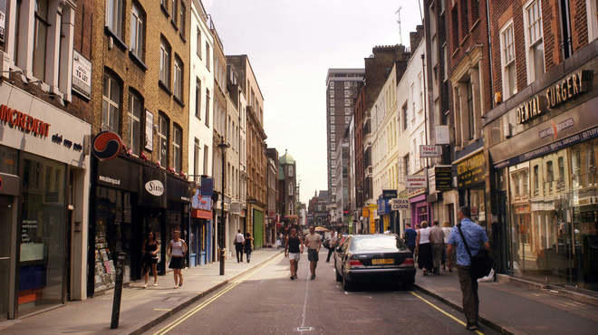 London Soho: A place of Unimaginable Fun