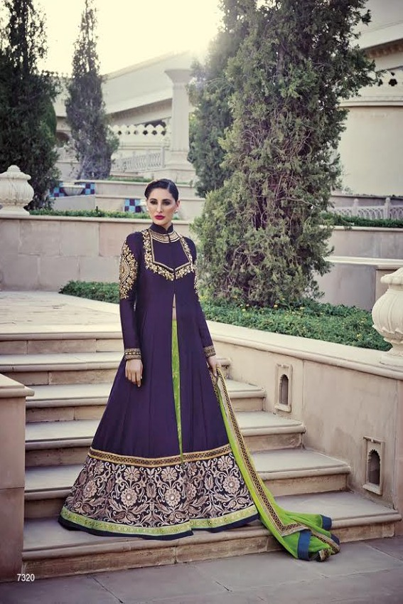 why Anarkali dresses have turned into an attention grabbing costume-kaseeshonline