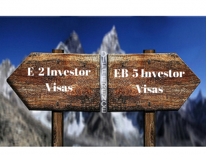 Key Differences Between E-2 and EB-5 Investor Visas