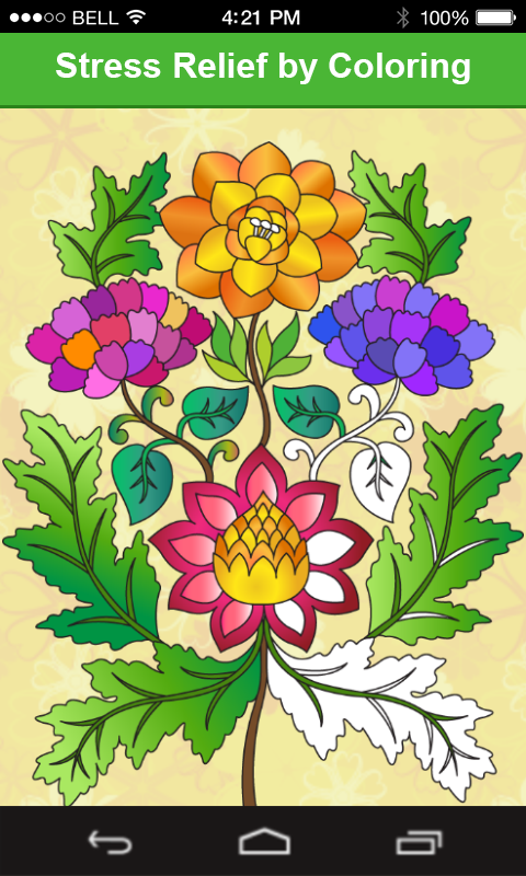 5 Best IPhone Coloring Apps For Adults