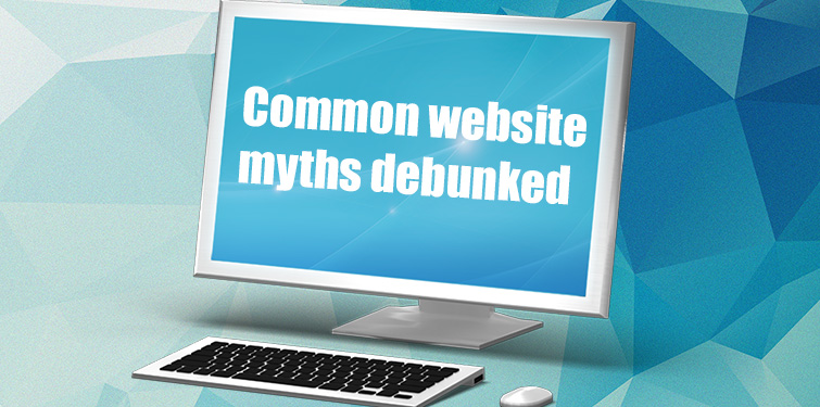 common-website-myths-debunked