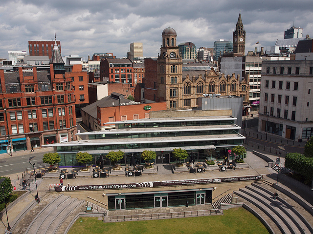 Top 11 Design Hotels in Manchester