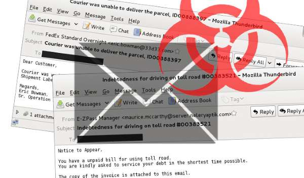 Creber Ransomware on the rise