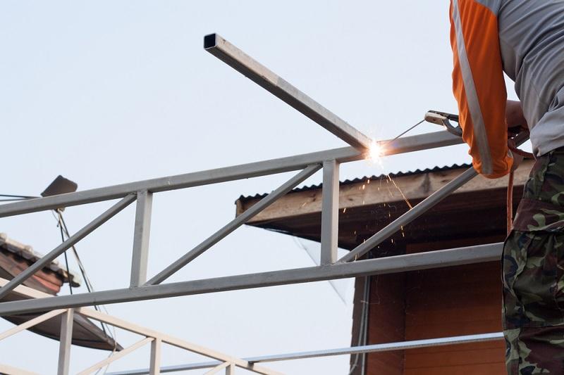 steel fabrication kew