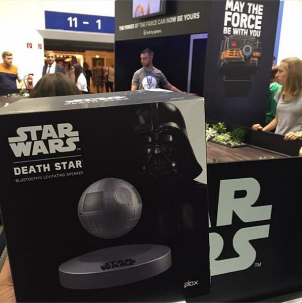 The Ultimate in Star Wars Gadgetry is Upon Us