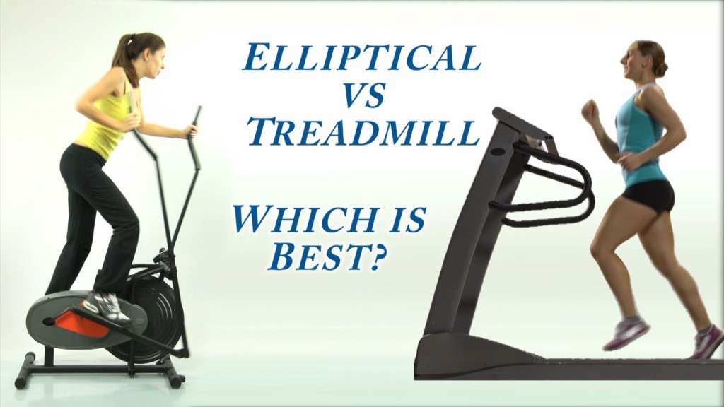 thesis treadmill vs. elliptical trainer