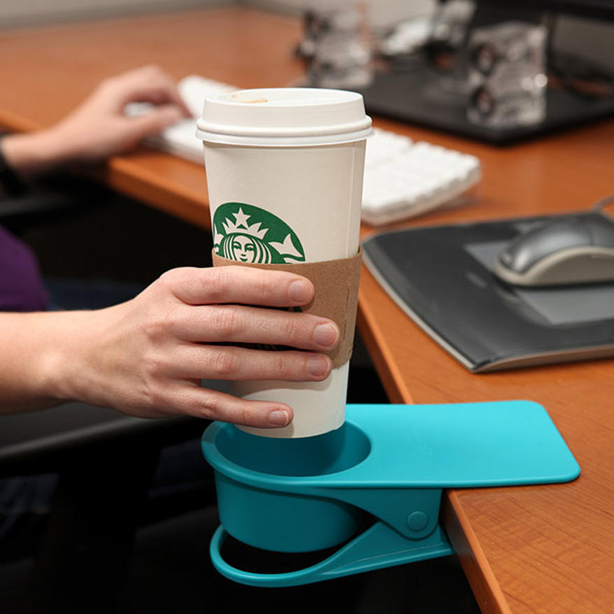 clip-on-cup-holder