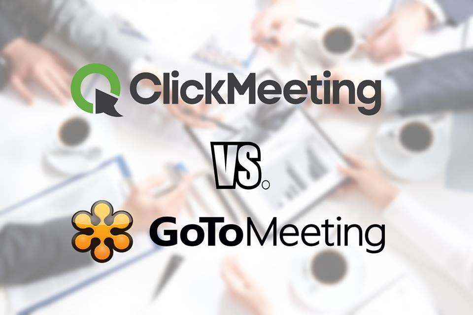 ClickMeeting vs. GoToWebinar – Which Is Better and Why?