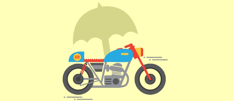 how to pay insurance for two wheeler