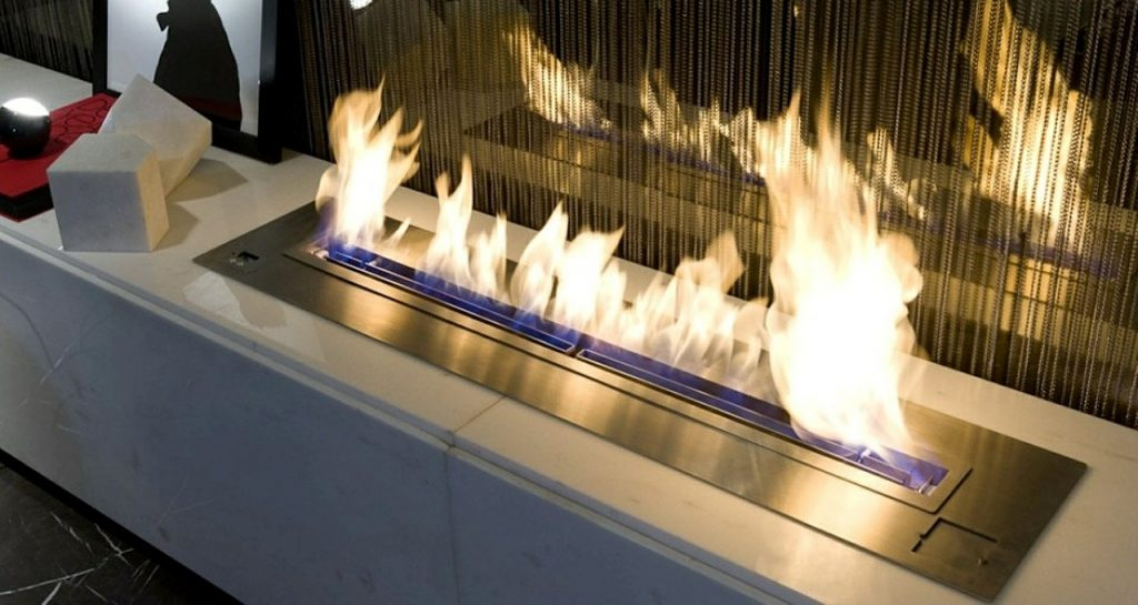 Ethanol Burning Fireplaces