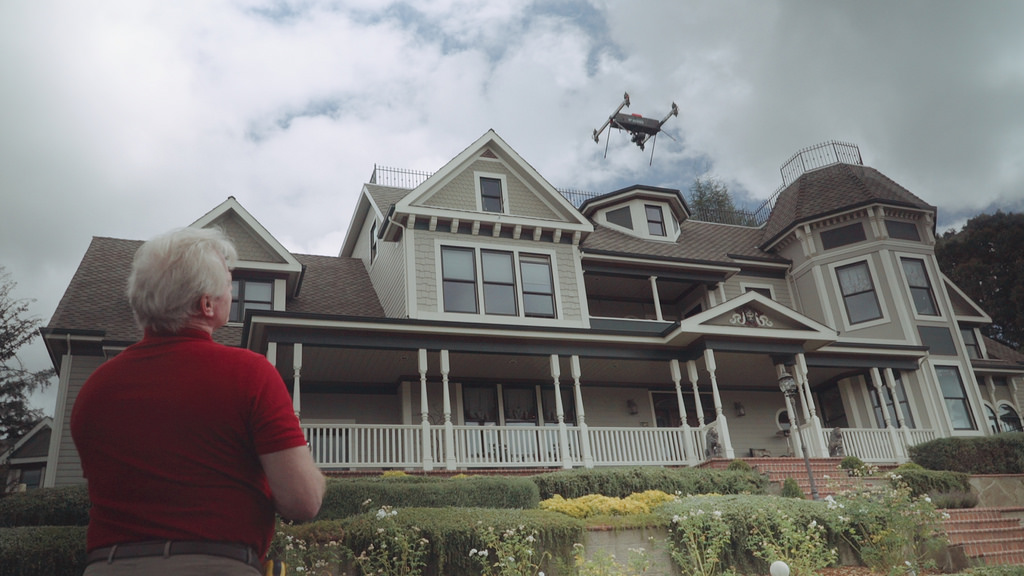 5 Benefits of Using Drone Technology in Real Estate Marketing