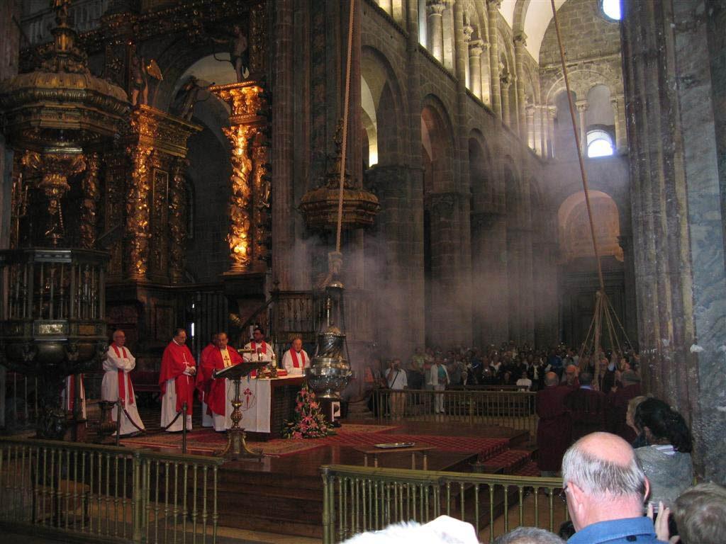 santiago-cathedral-botafumeiro