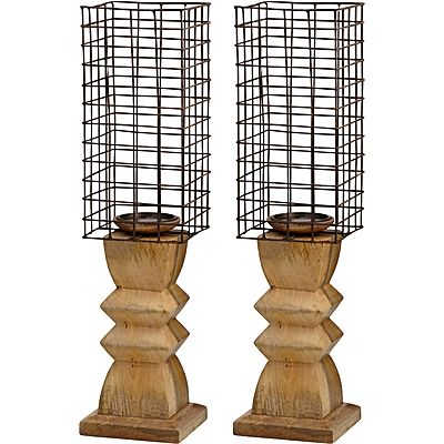 Add Elegance with Decorative Candle Holders
