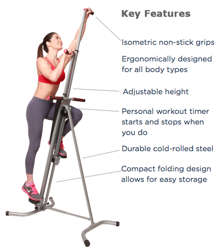 Read Maxi Climber Reviews before Investing in Such Training Equipment