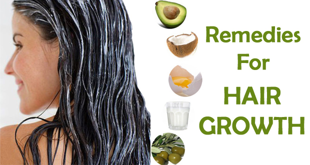 Top 6 Natural Home Remedies For Hair Growth