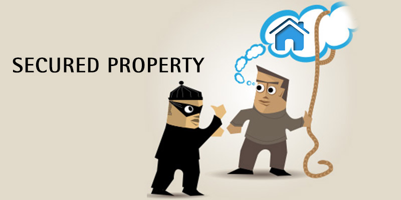 Secured-Property