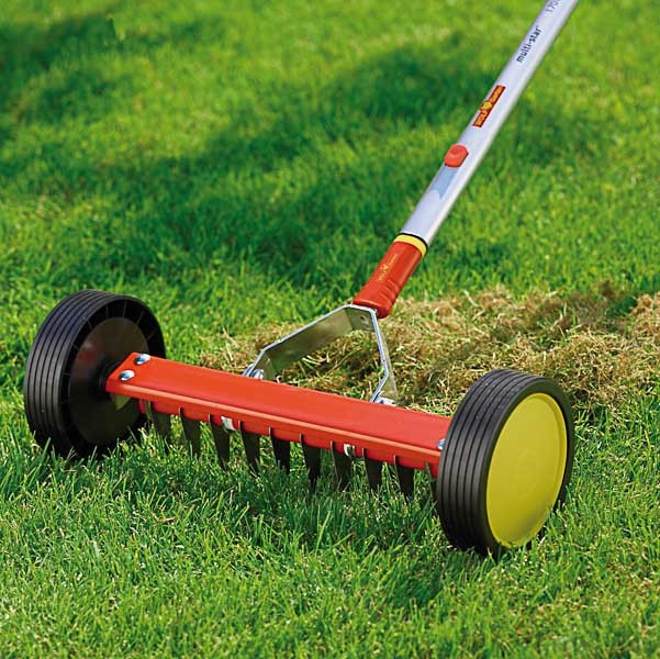 What to know about lawn scarifiers an overview for Small hand held garden tools