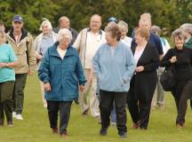 Health-Friendly Outdoor Activities for Elderly Men