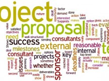 The Content of a Project Proposal
