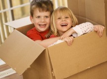 A Guide to Moving With Children