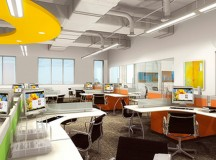 Advantages of Open-Plan Offices