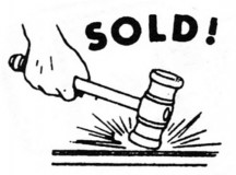What Makes an Effective Sale or Auction Advert