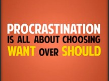 How to Thwart Procrastination