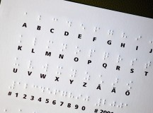 History of the Braille System. How it Has Developed Over the Years.
