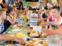 Tips on Photographing Children Parties
