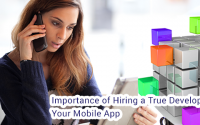 Importance of Hiring a True Developer for Your Mobile App