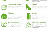 Top 20 Things to Recycle and Reuse Today [Infographic]