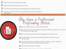 How Proofreading Providers Support Internet Advertising?