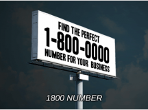 The Main Benefits of an 1800 Number for Your Business [Infographic]
