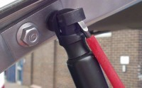 How to Install a Gas Strut in your Car