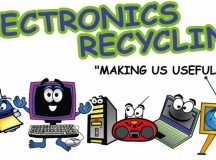 About Electronic Recycling