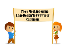 The 6 Most Appealing Logo Design To Sway Your Customers