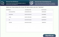 How toextract iPhone text messages from backup