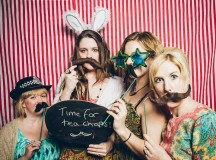 Wedding Photo Booths - Capturing the Spontaneity as Souvenirs