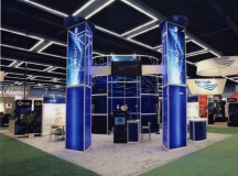 Custom Trade Show Display - Create a Distinctive Position in the Crowd
