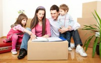 Entertaining Children While Moving
