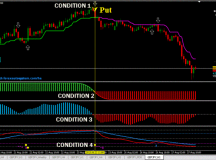 The Exact Strategy for Binary Options
