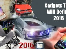 Life-Changing Gadgets to Look for in 2016